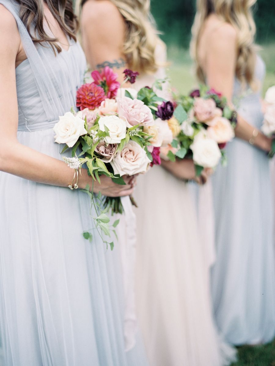 A Mountain Wedding Packed With Color