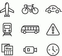 Iconography on Designspiration