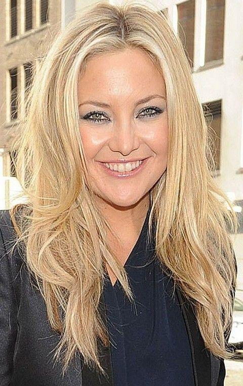 Kate Hudson Hairstyles Messy Stragith Haircut Pretty Designs Kate Hudson Hair Kate Hudson Hair Color Hair Styles