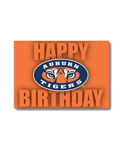 auburn tigers greeting cards Google Search – Football Team Birthday Cards