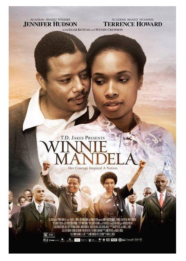 Winnie Mandela Movie Review Jennifer Hudson Cartazes De Filmes