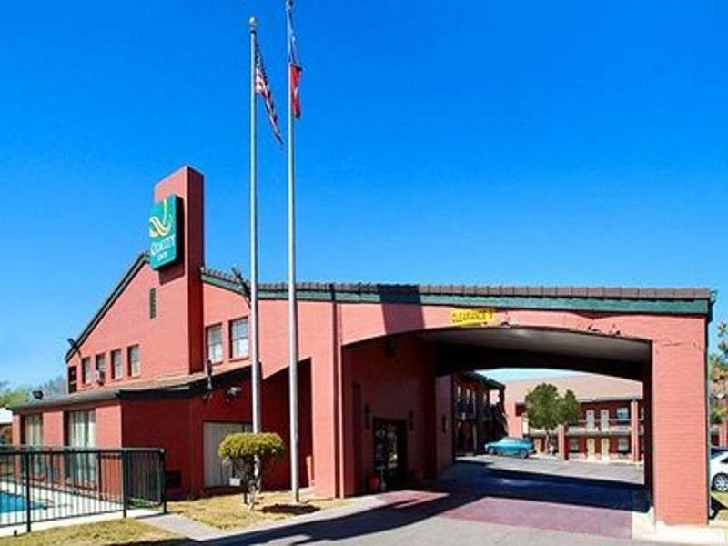Amarillo Tx Quality Inn East United States North America