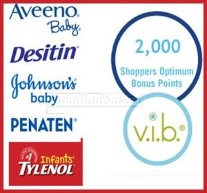 Sdm Vib Coupon Earn 2 000 Optimum Points With Purchase Canadian Savers Printable Coupons Canadian Coupons Coupons