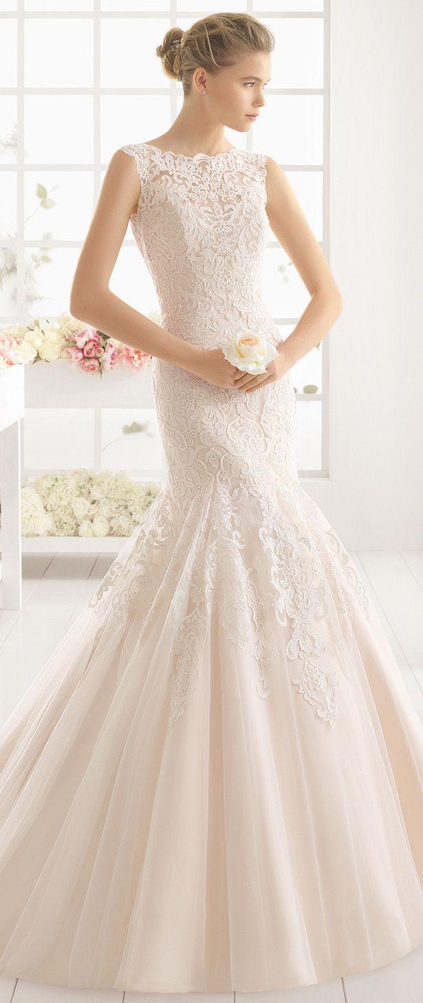 Aire barcelona wedding dresses  Aire Barcelona  Wedding Dress  WEDDING DRESS   Pinterest