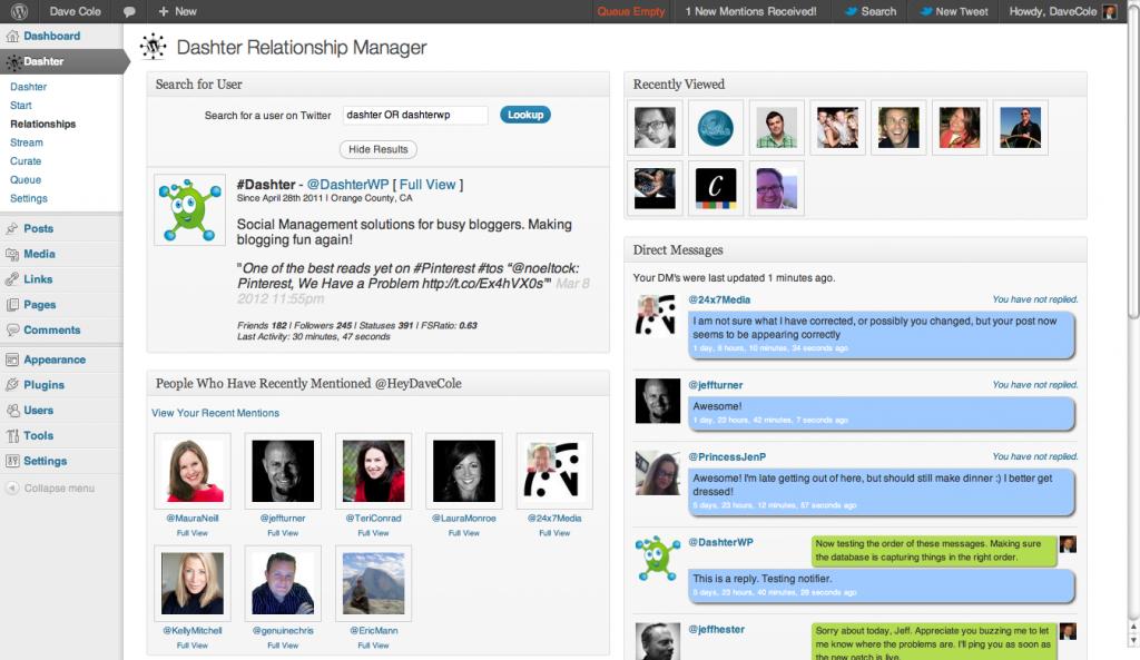 self-hosted social media management platform WordPress Plugins, Software