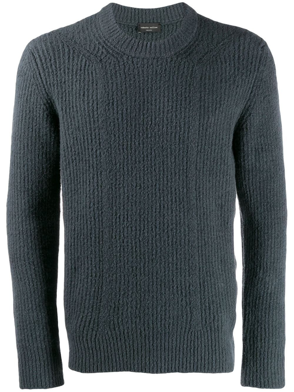 Roberto Collina Chunky Knit Jumper #chunkyknitjumper