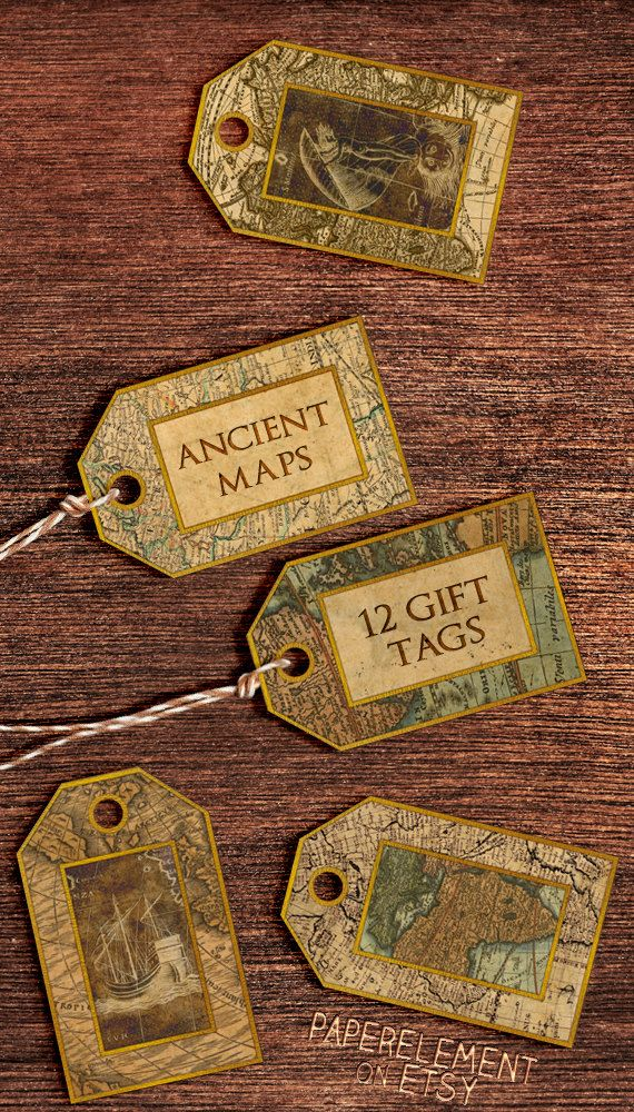 Printable gift tags old world maps gift tags digital gift tags printable gift tags old world maps gift tags digital gift tags with vintage maps and old gumiabroncs