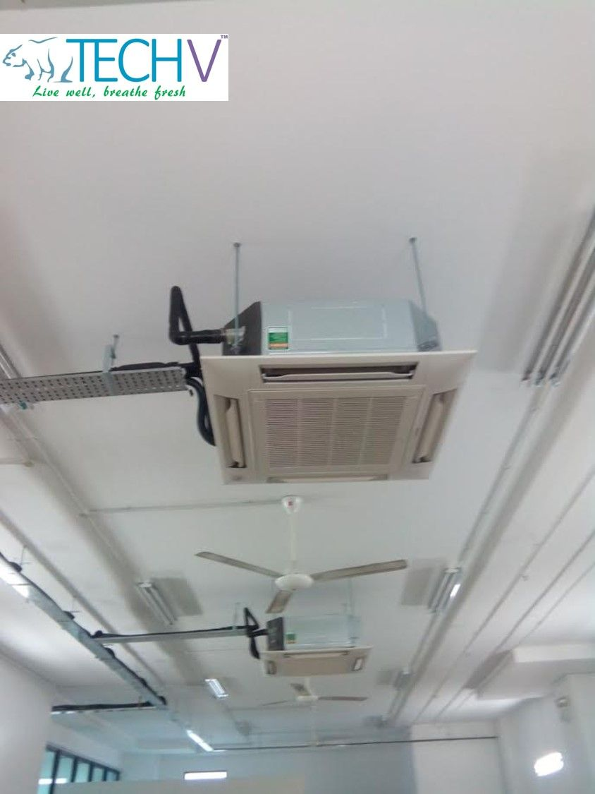 medium resolution of what types of aircon should i install for my office did you know not all office or commercial spaces will require ceiling cassette to be installed