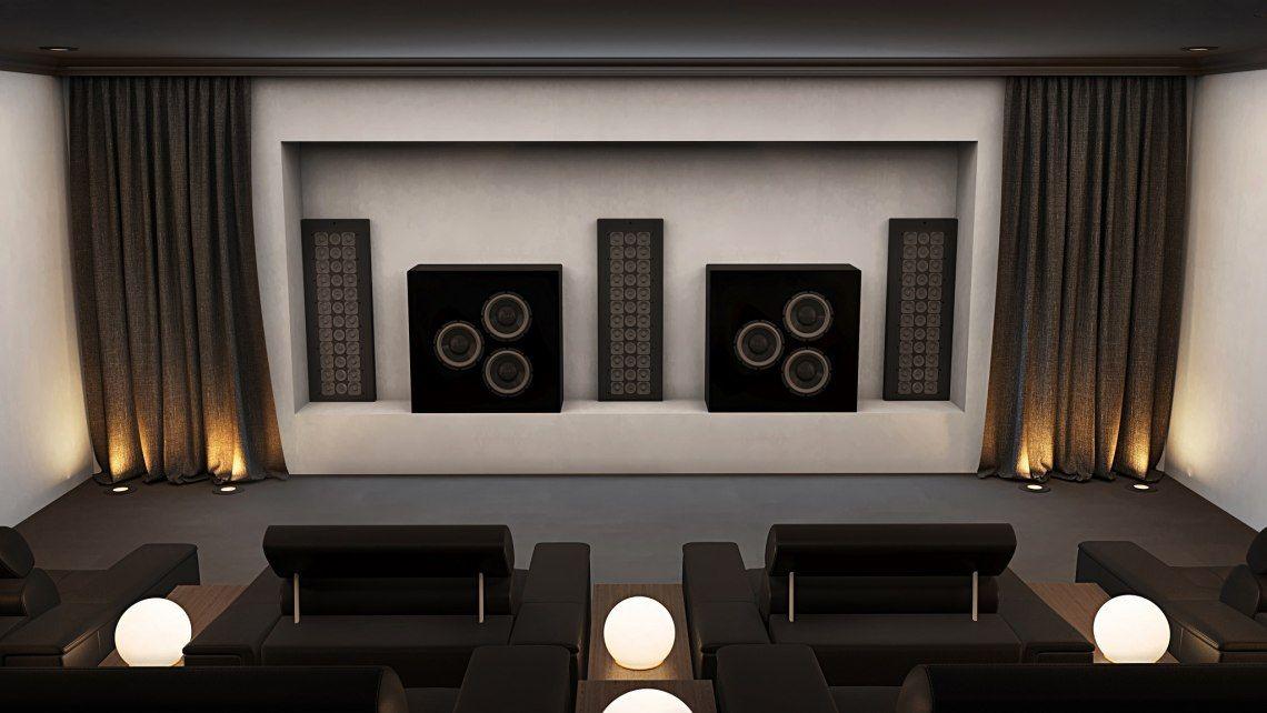 Designing Your Dream Home Cinema Design House