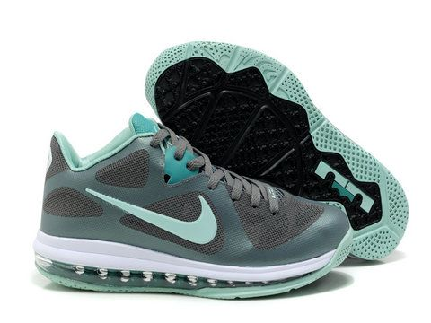 the best attitude 7b87e 3d2cc Nike Air Max Lebron 9 Low easter