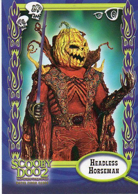 Scooby Doo 2 Headless Horseman 20 Scooby Doo Scooby Felt Halloween