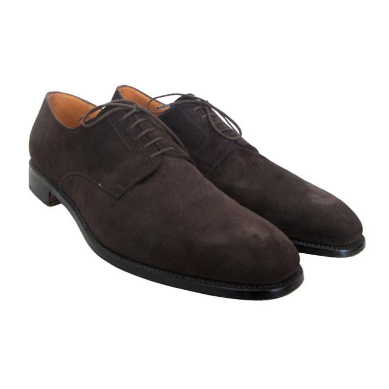 413296e92443ec J.M. Weston Suede Shoes