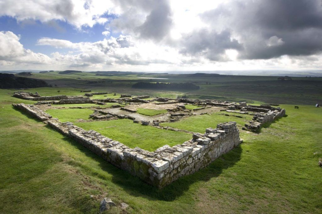 eight eerie english heritage sites that inspired a book of on hadrians wall id=88725