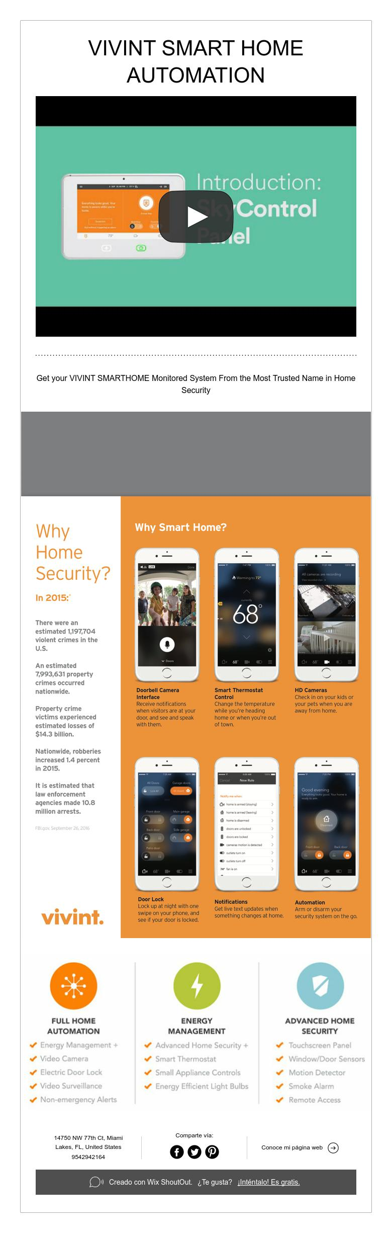 Vivint Smart Home Automation Job Opportunity Smart Home Automation Smart Home Home Automation