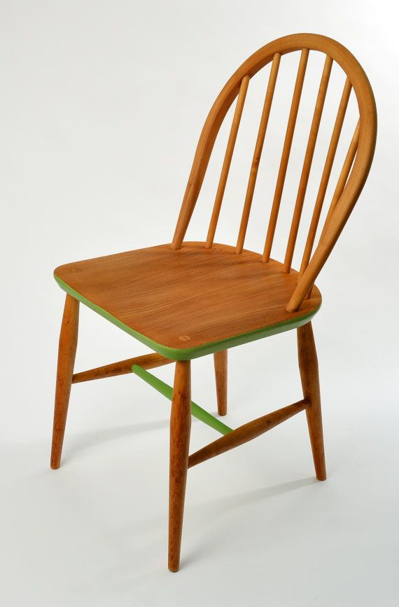 Restored and painted Ercol hoop-back chairs | Windsor F.C ...