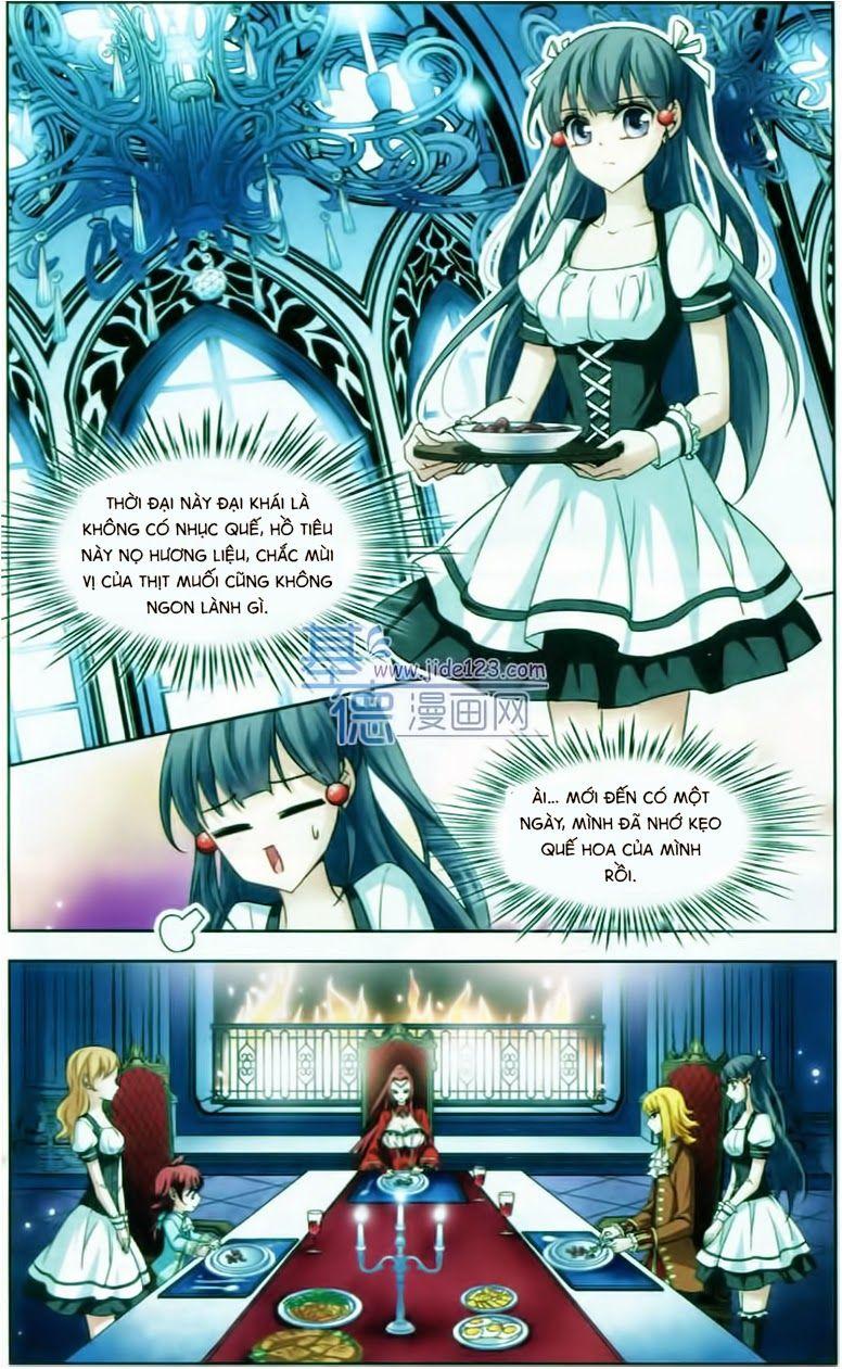 Tầm Trảo Tiền Thế Chi Lữ 17 Journey To The Past Manga The Past
