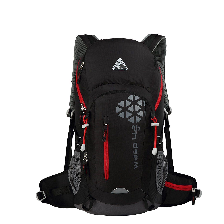 Kimlee Internal Frame Pack Hiking Daypack Camping Backpack ...