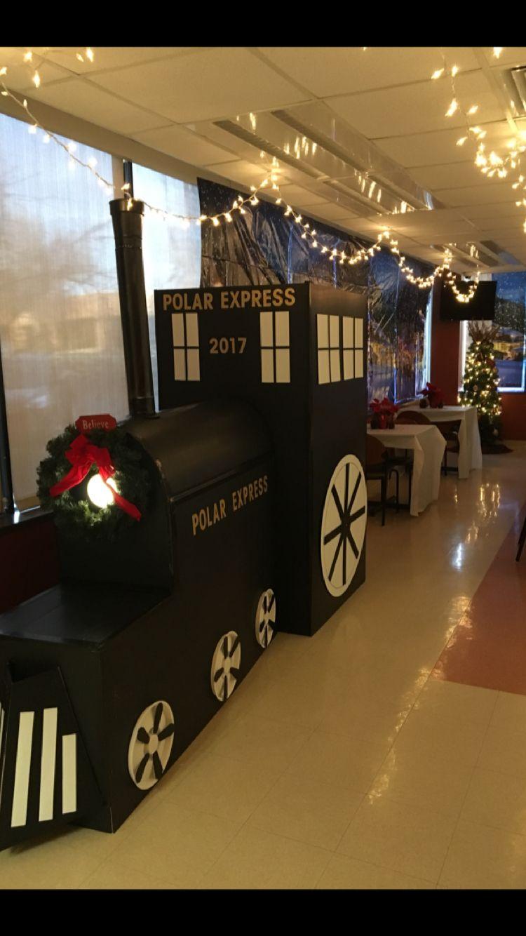 Polar Express Diy Party Polar Express Christmas Party Polar