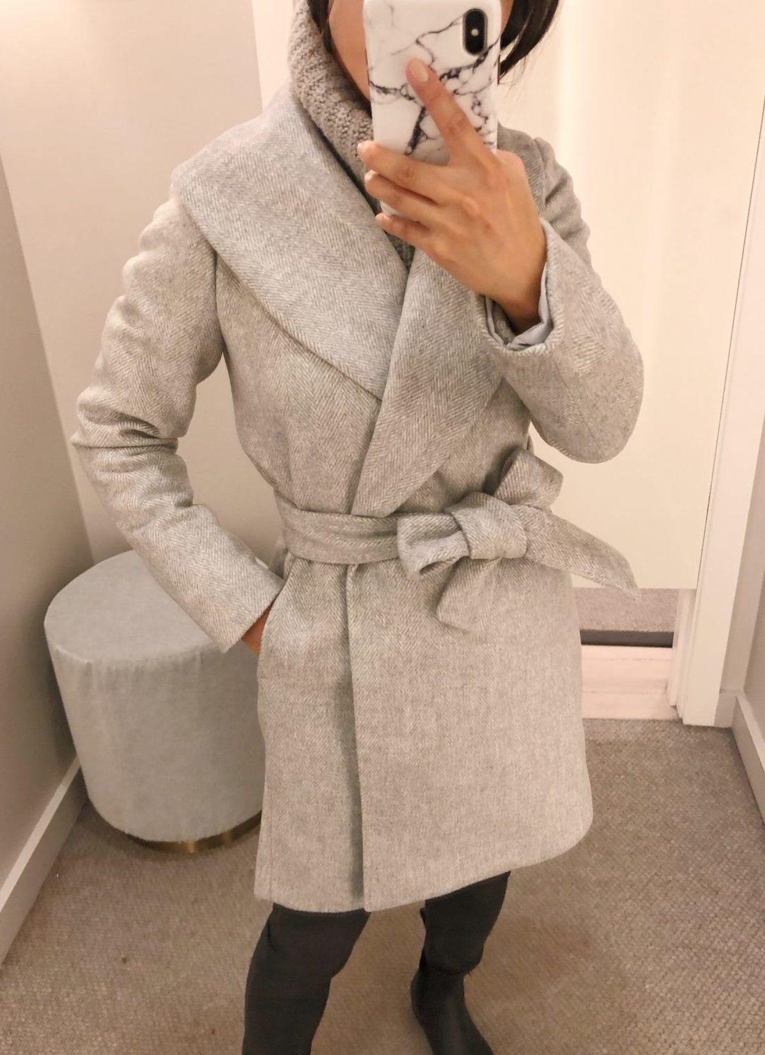 Ann Taylor Petite Winter Coat Try Ons On Sale Stylish Winter Coats Petite Winter Coats Winter Coat [ 1516 x 1100 Pixel ]