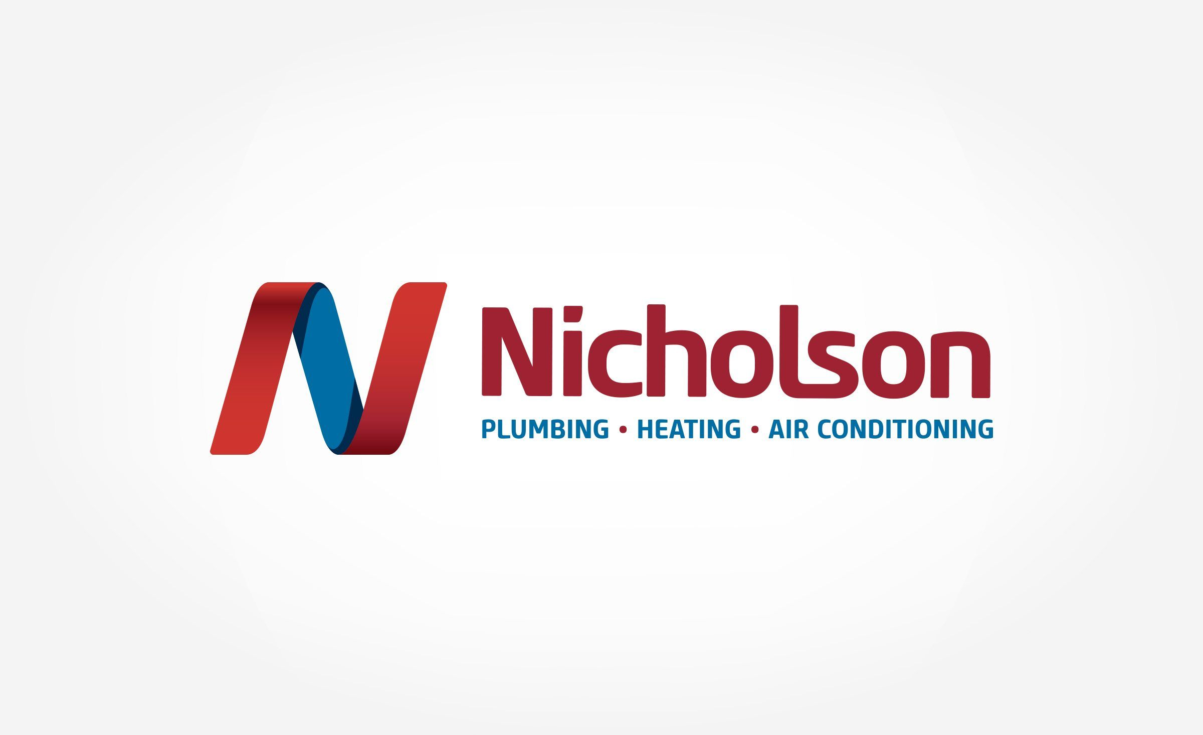 Logo Design For Nicholson Plumbing Heating Air Conditioning In Massachusetts Http Graphicd Signs Com Wor Plumbing Logo Design Plumbing Logo Plumbers Logo
