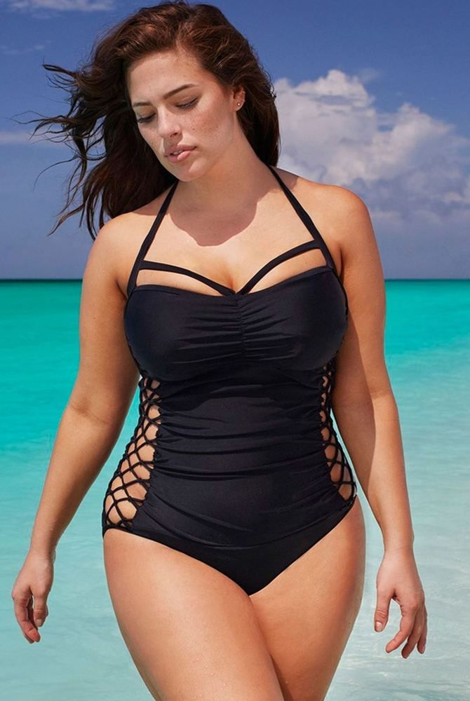 Sexy all in one swimsuit