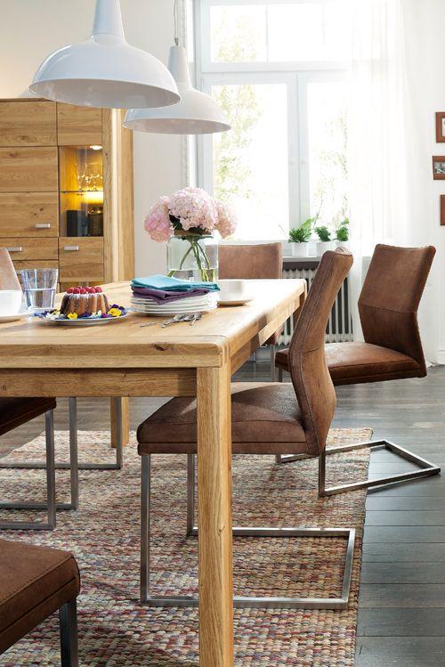 Best Wood Für Ihr Zuhause Mehr Infos Bei Spitzhüttl Home Company Stunning Best Wood For Dining Room Table