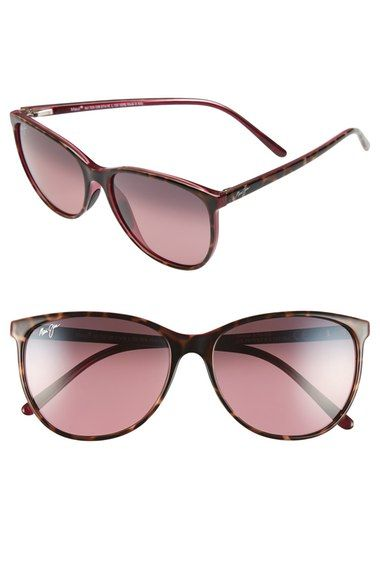 1c79d2ad1cc2 Maui Jim  Ocean  57mm Polarized Sunglasses available at  Nordstrom ...