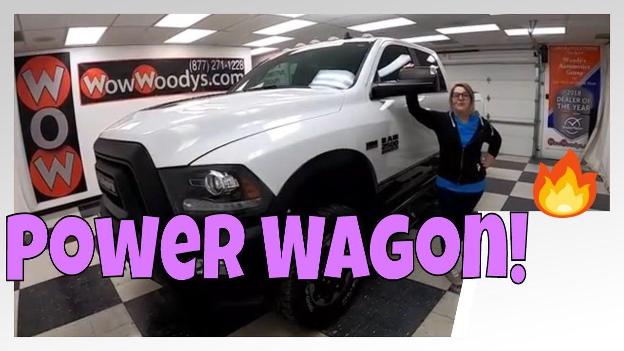 2017 Ram 2500 Power Wagon Video Walkthrough at WowWoodys