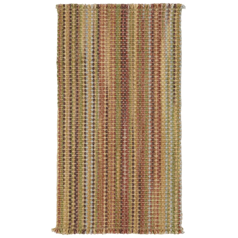 Porcupine Mountains Flatweave Green Brown Area Rug Capel Blue Area Rugs Area Rugs