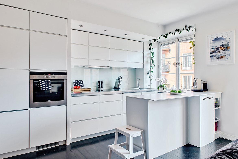 cocinas chiquitas con estilo | kitchen inspiration | Pinterest ...