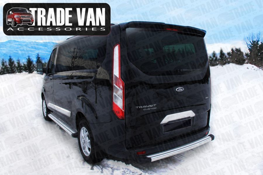 FORD TRANSIT  CUSTOM ROOF  SPOILER ONLY FOR TAILGATE