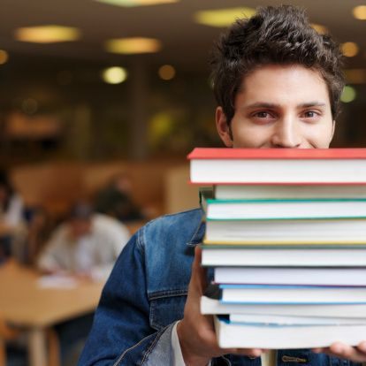 alleen nog maar studeren!