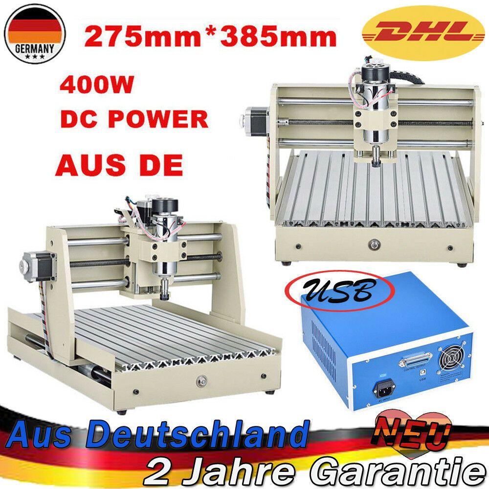 3 Achsen 400w Cnc 3040 Router Stecher Maschine Usb Bohrer Diy 3d Carving Cutter Toddler Bed Home Decor Bed
