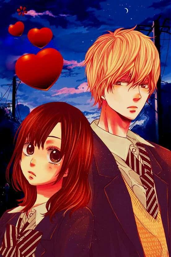 Más y Más Anime  #OokamiShoujoToKuroOuji