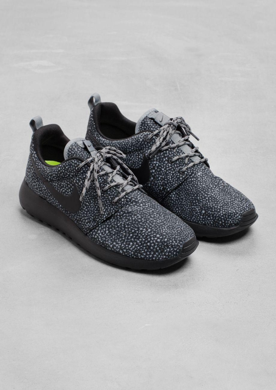 Nike Rosherun Print Chaussures Pinterest Mode