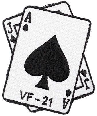 Usn Vf 21 Aviation Fighter Squadron Wwii Blackjacks