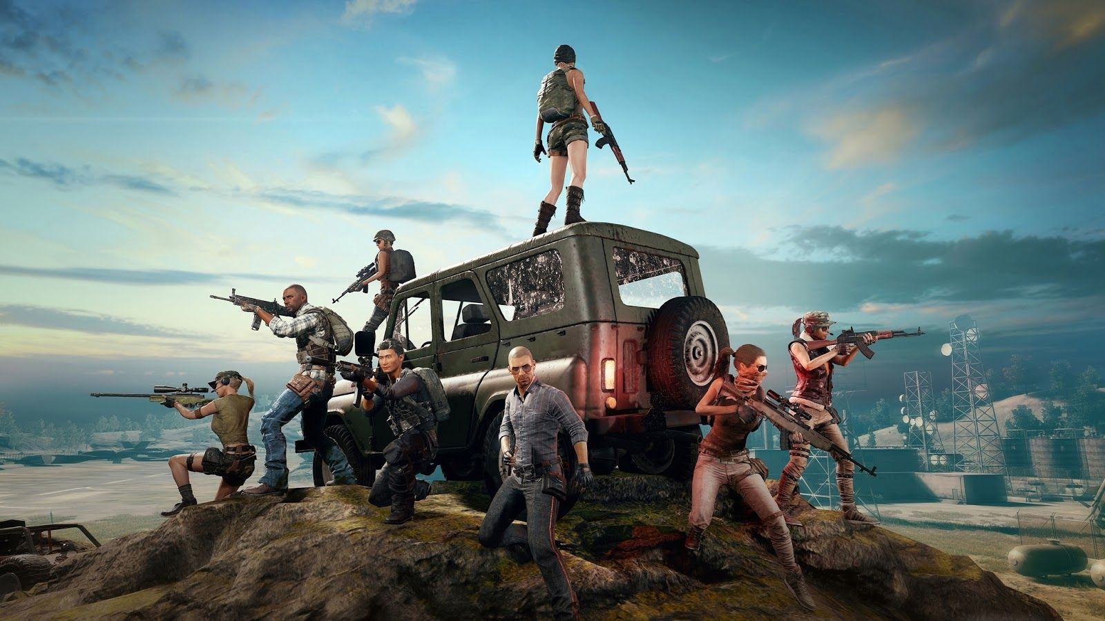 Pubg 4k Ultra Hd Wallpapers For Pc And Mobile The99tricks Best Android Games 4k Wallpapers For Pc Hd Wallpapers For Pc
