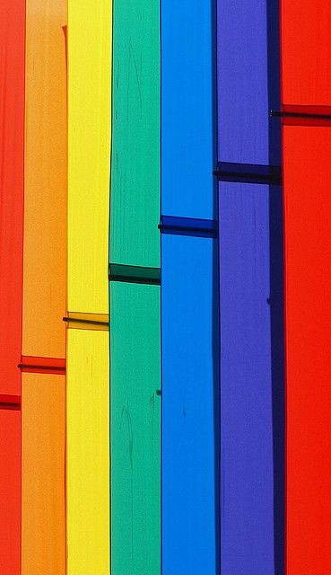 colours of the rainbow by enirehtac1, via Flickr