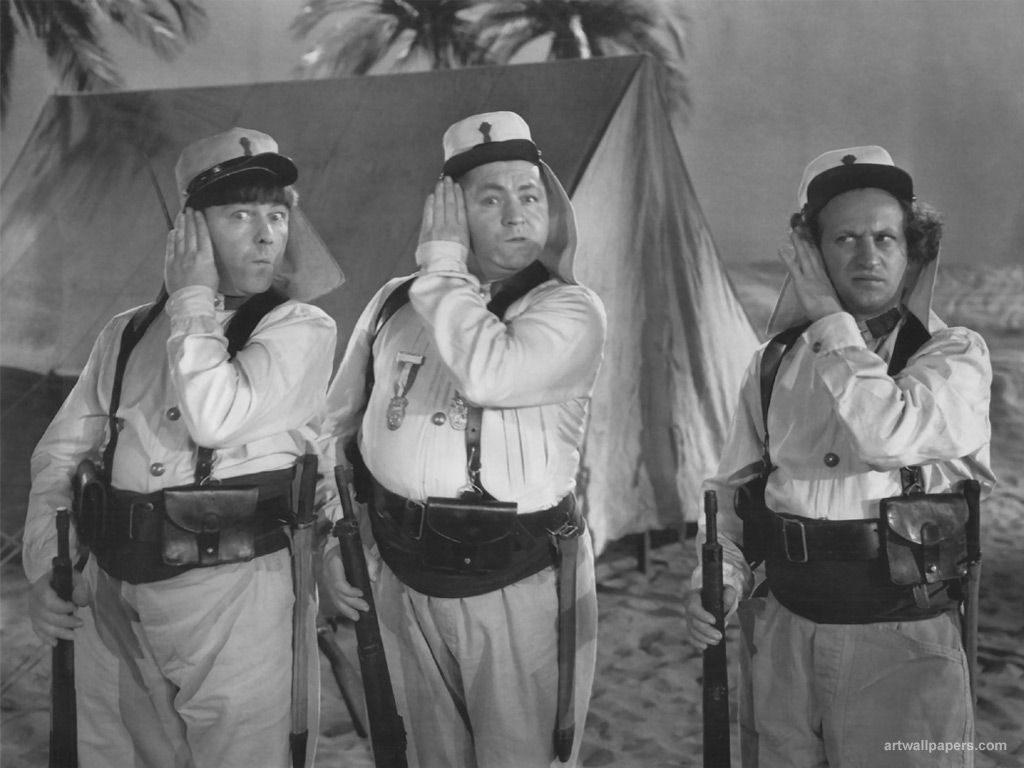 The Three Stooges Wallpaper Bing Images The Three