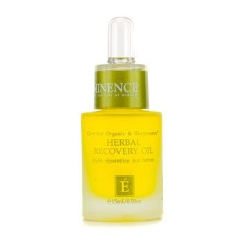 Eminence Herbal Recovery Oil With Images Coconut Oil Skin Care