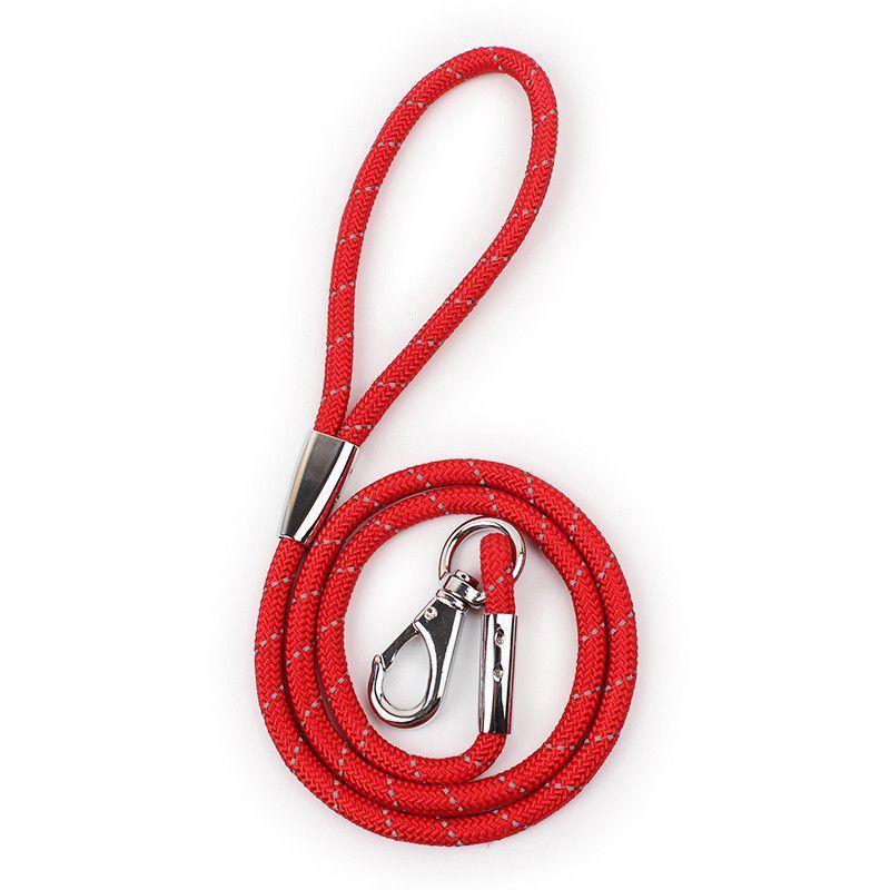 "51"" Long Reflective Leash | Dog leash, Pets, Dog leads leash"