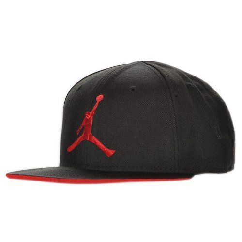 Jordan Boys 4-7 Black/Red Jumpman Cap (Black/Red, 4-7) by Jordan, http://www.amazon.com/dp/B007P5OTMS/ref=cm_sw_r_pi_dp_BSNWrb05M2WSJ