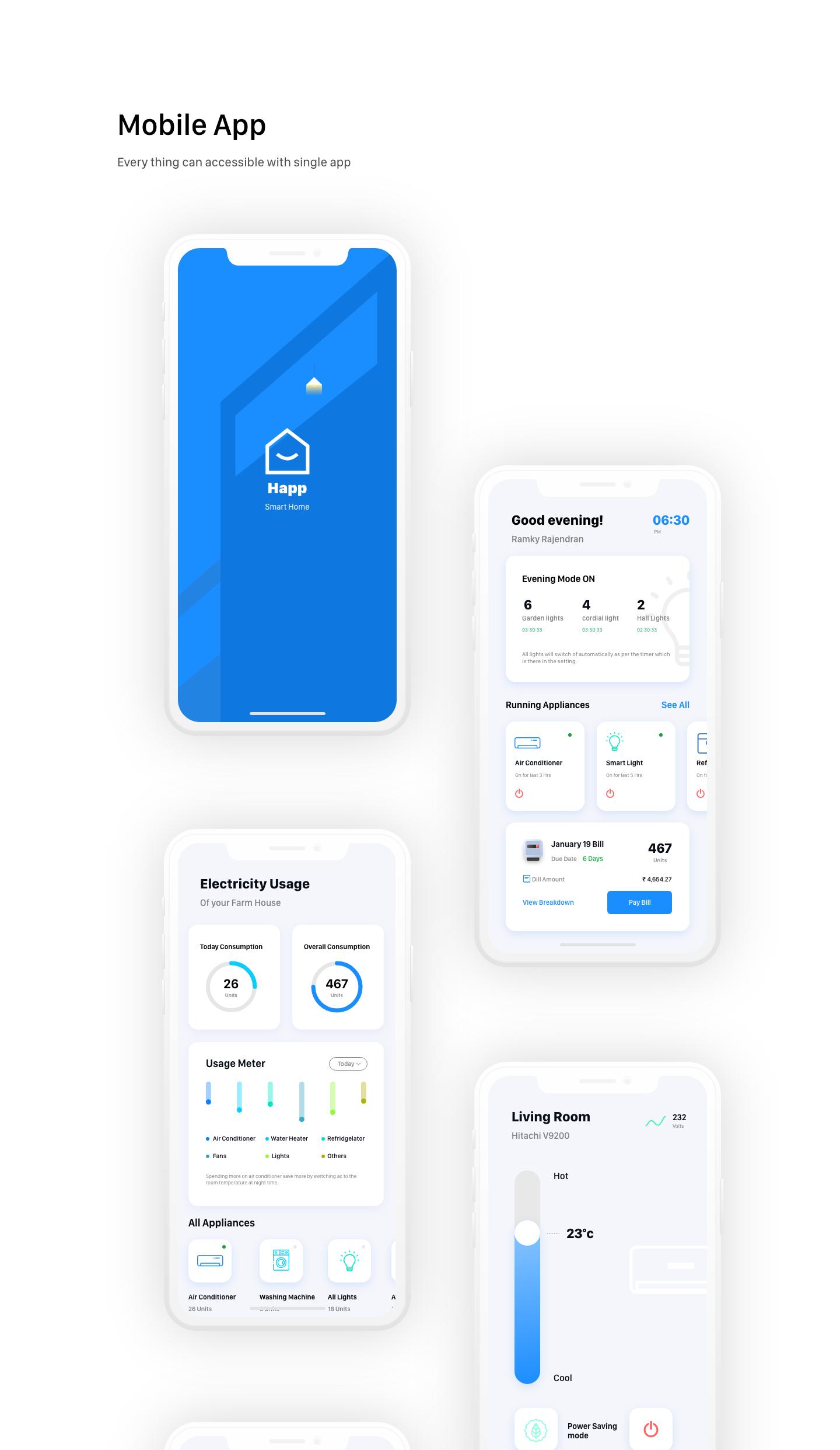 Mobile UI/UX Design에 있는 핀