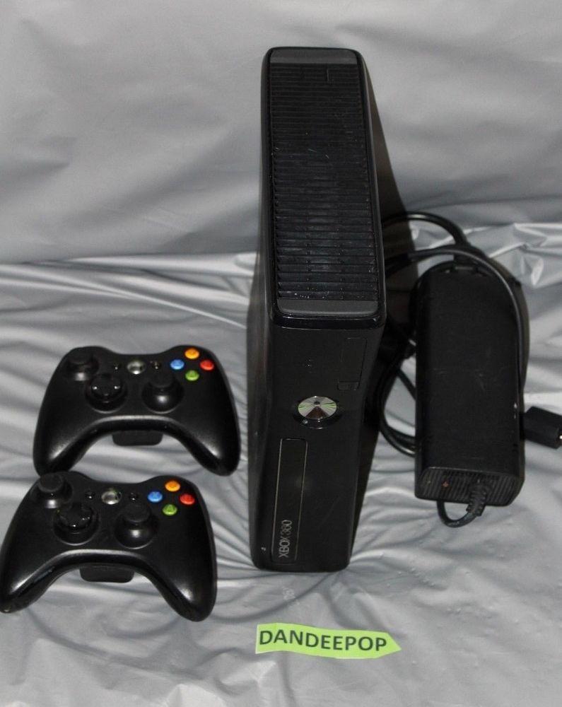 Microsoft XBox 360 S Video Game Console Model 1439