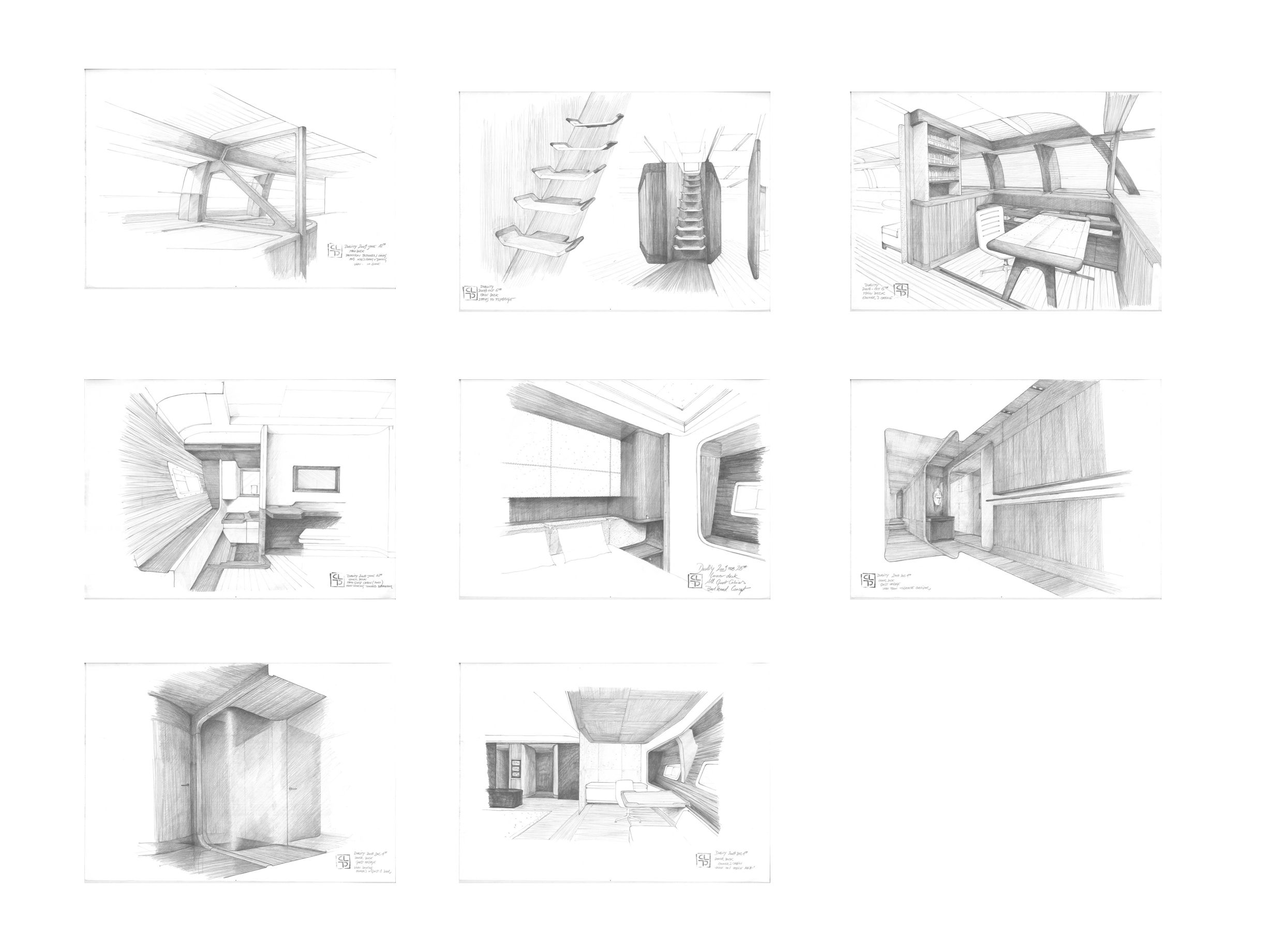Elite Interior Designers Drawings Interior Drawing 1 By Sloeb