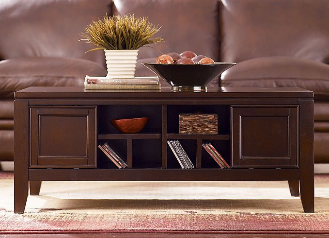 Coffee Table Living Room Furniture Midtown Cocktail Table
