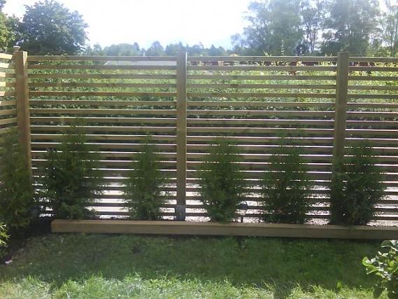 17 Best images about staket on Pinterest   Gardens, Decks and Garten