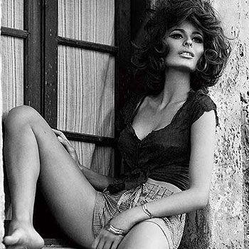 Sophia loren hair pictures google search for the love for Retro italian xxx