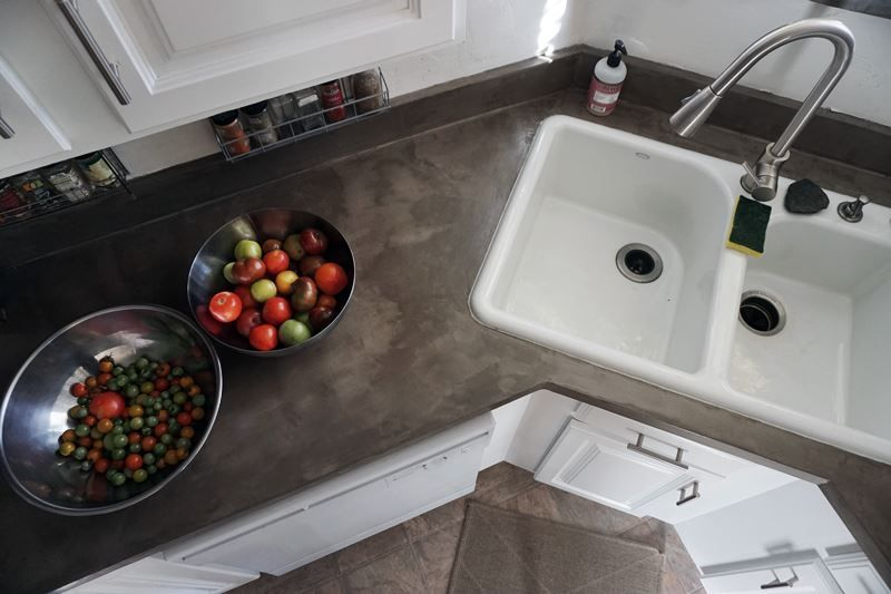 The Best Sealer For Concrete Countertops Lovely Imperfection