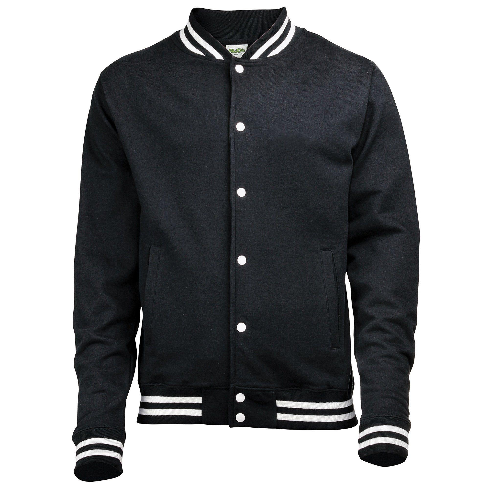 Mens jacket names - Awdis Mens College Jacket Amazon Co Uk Clothing